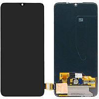 Дисплей Xiaomi Mi9 Lite с сенсорным экраном, Black