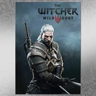 Плакат Witcher 04