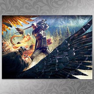 Плакат Witcher 05