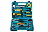 """Набор ручного инструмента 21 PCS Home Owner""""s Tool Set (21 предмет), фото 3"""