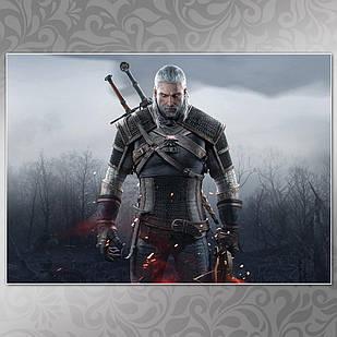 Плакат Witcher 06