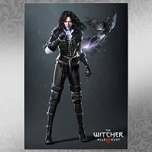 Плакат Witcher 08