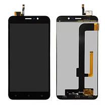 Модуль (дисплей + сенсор) для Cubot Note S black, фото 2