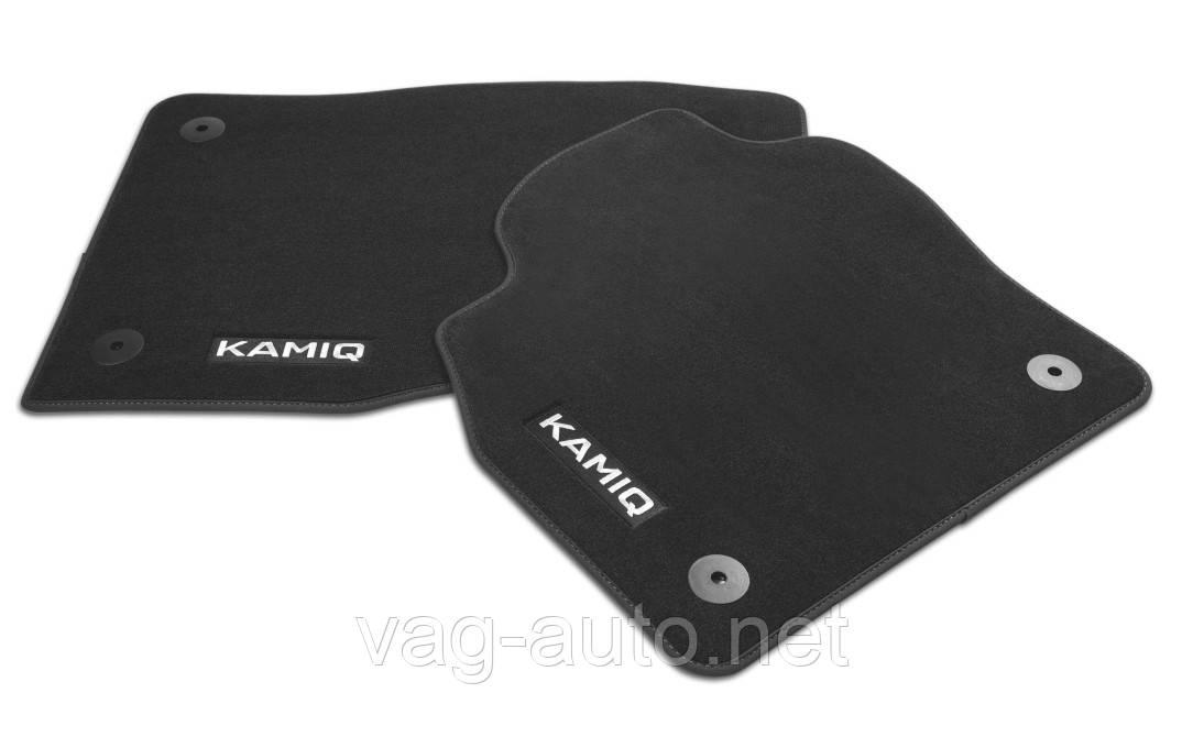 Килимки текстильні Kamiq Standart (к-т, 4 шт.)