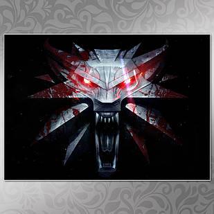 Плакат Witcher 13