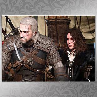 Плакат Witcher 15