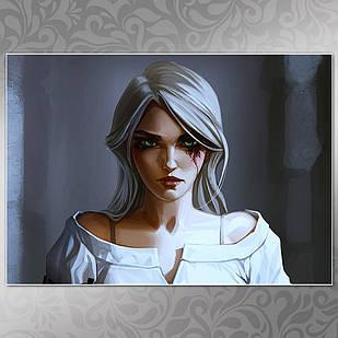 Плакат Witcher 16