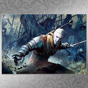 Плакат Witcher 17