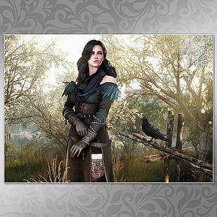 Плакат Witcher 19