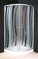 Душевая кабина Sunlight 7122-6 90х90х200 см Стекло, КОД: 1370852