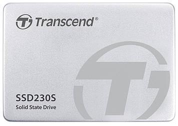 SSD накопичувач Transcend SSD230S 128Gb SATAIII TLC (TS128GSSD230S) (6467793)