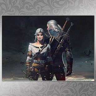 Плакат Witcher 22