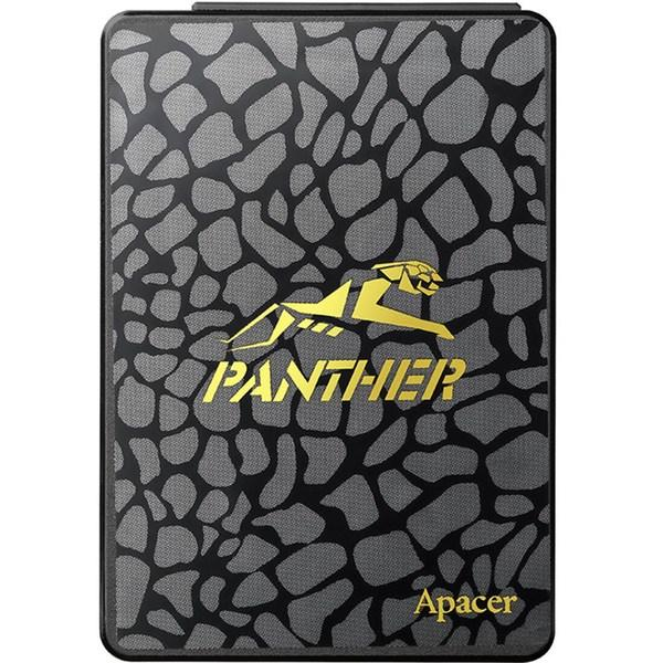 SSD накопитель Apacer AS340 Panther 960GB SATAIII TLC (AP960GAS340G-1) (6485269)