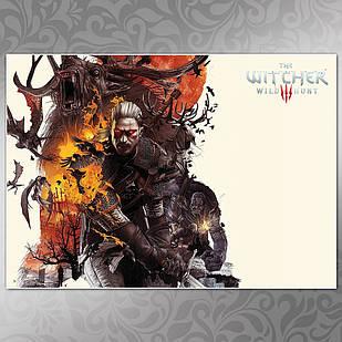 Плакат Witcher 24