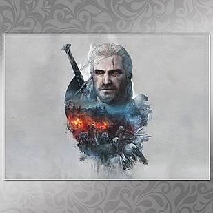 Плакат Witcher 26