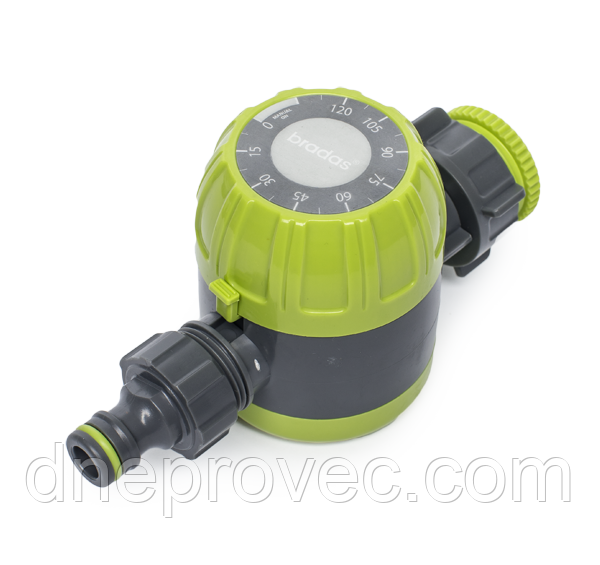 Таймер для воды, механический, до 120 мин, LIME EDITION 2016, LE-8001
