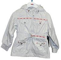Тонкая куртка-ветровка для девочки GSG 5248 Gusti