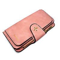 Кошелек, портмоне Baellerry N2341 (Светло-розовый)
