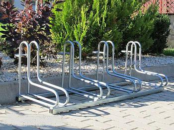 Велопарковка на 4 велосипеди Rad-4 Польща