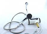 Проточный водонагреватель+душ Delimano MP 5208,с нижним подключением 3000 Вт, фото 3