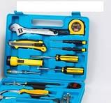 """Набор ручного инструмента 21 PCS Home Owner""""s Tool Set (21 предмет), фото 4"""