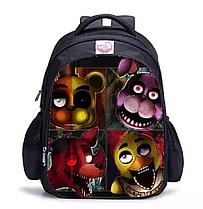 Рюкзак шкільний міської FNAF 5 ночей з Фредді Аніматроніки