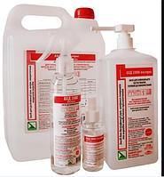 АХД 2000 експрес універсальний засіб для дезінфекції