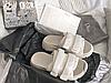 Женские сандалии Dior D-Wander Slide White KCQ351CNF_S10W, фото 4