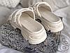 Женские сандалии Dior D-Wander Slide White KCQ351CNF_S10W, фото 6