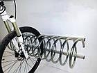 Велопарковка на 4 велосипеди Viro-4 Польща, фото 5