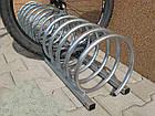 Велопарковка на 4 велосипеди Viro-4 Польща, фото 2