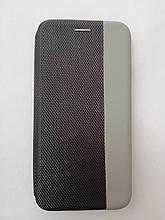 Чехол-книжка Samsung A11/М11 Strip Grey