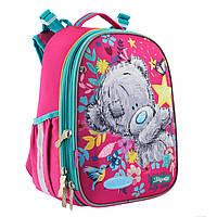 Ортопедический рюкзак для девочки в школу, 1-5 класс, объем 15 л
