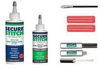 Универсальный набор клеев для ткани SECURE STITCH c зажимами для фиксации тканей