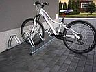 Велопарковка на 5 велосипедів Smile-5 Польща, фото 5