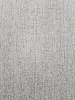 Обои виниловые на флизелине горячего тиснения Marburg Natural vibes метровые под ткань грубый лен серо черные, фото 1