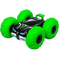 Радиоуправляемая игрушка Silverlit 360 Tornado 1:10 2.4 ГГц Зеленая (20142-1)