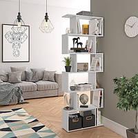 Стеллаж для книг, игрушек и цветов, полка для книг, стеллаж для дома P0001