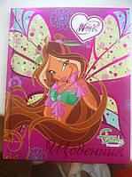 """Дневник школьный """"Winx"""" твердая обложка YES 910599"""