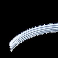 Уплотнитель елочка для стекла душевой кабины ( ФС200 )