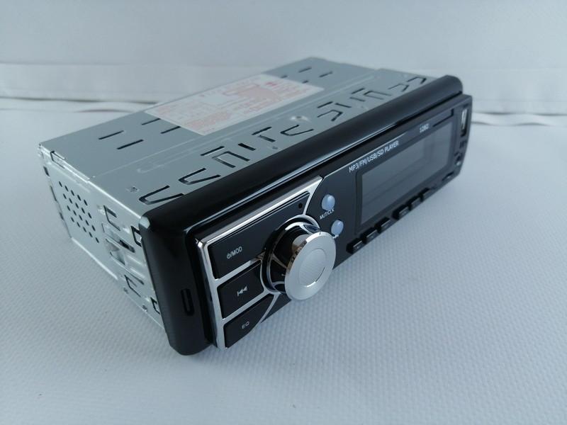 Автомагнітола Pioner 1282 (MP3-FM-USB, microSD-карта)