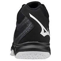 Волейбольные кроссовки высокие Mizuno Thunder Blade 2 Mid V1GA1975 50, фото 2