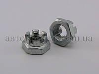 Гайка М14х1.5 наконечников рулевых тяг ВАЗ 2101
