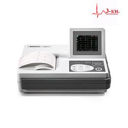 Электрокардиограф SE-3, 3-канальный, аппарат экг медицинский портативный (кардиограф)
