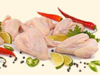 Охлажденная курица халяль