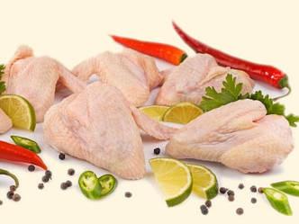 Охлажденная курица целая халяль