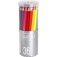 Набор цветных карандашей Xiaomi KacoGreen Artist 36 Color Pencils (K1036)