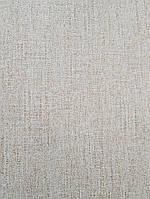 Обои виниловые на флизелине горячего тиснения Marburg Natural vibes метровые под ткань грубый лен терракотовые, фото 1