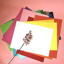Набор из 20 цветных бумажных фотофонов 50х70