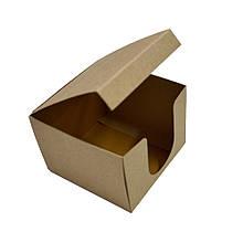 Подставка для бумаги, серия ECO, картон, 90х90х65 мм, без рисунка